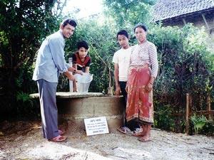 【ネパール】カトマンズ地区バグワティ県チュニケル村