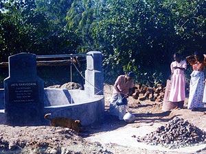 【スリランカ】モネラガラ地区ガルポターラ村