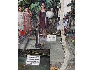 【バングラデシュ】ノアクハリ地区モトイン村