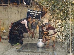 【バングラデシュ】ノアクハリ地区パルティ・スクール・バリ村