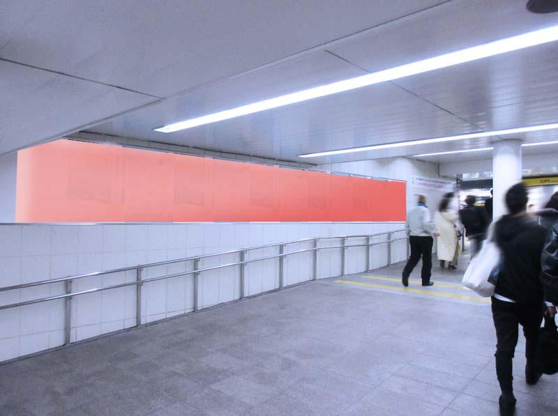 大阪メトロ梅田駅・梅田ロング6写真