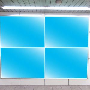 Osaka Metro駅貼りハーフジャンボ写真
