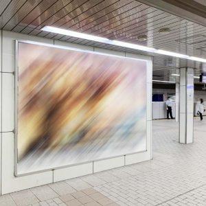 Osaka Metro・OMボード写真
