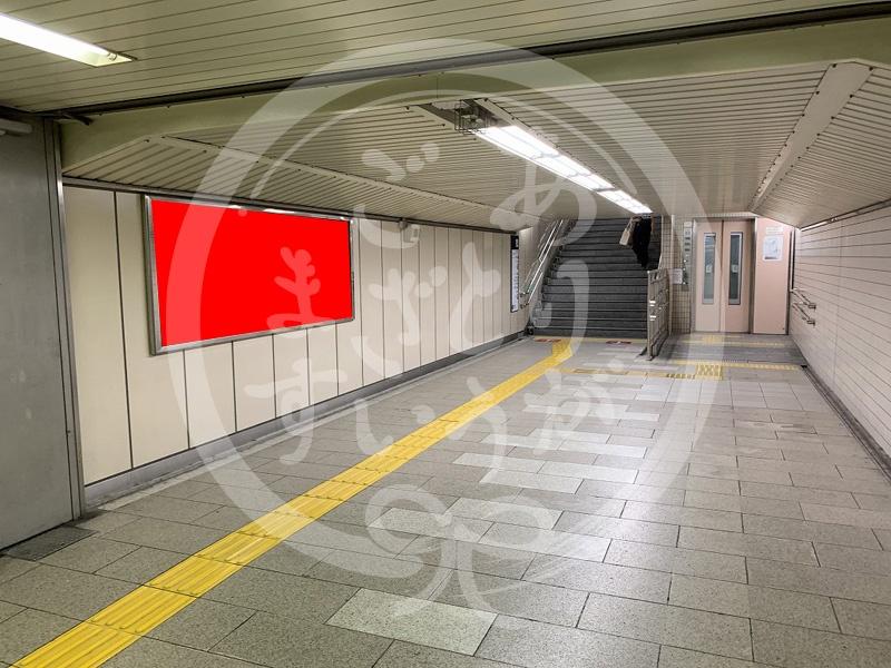 天王寺駅3-201看板写真