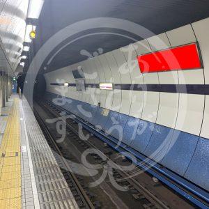 阿倍野駅1-8看板写真