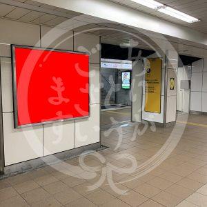 東梅田駅2-6看板写真