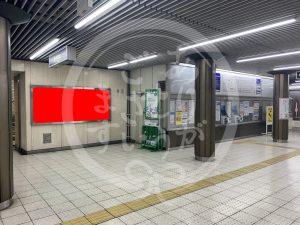 阿倍野駅2-1看板写真