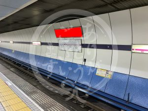 阿倍野駅1-10看板写真