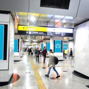 JADビジョン大阪駅御堂筋口写真
