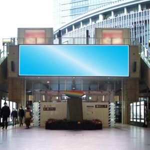 JR大阪駅セントラルビジョン