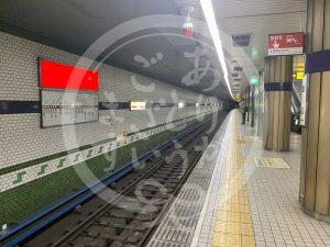 田辺駅構内図1-12
